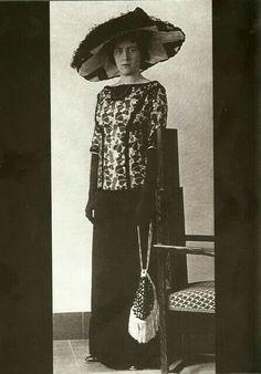 Emilie Floge (Musa de Gustav Klimt)