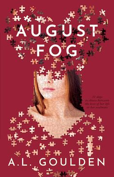 Literary Flits: August Fog by A.L. Goulden + #Giveaway