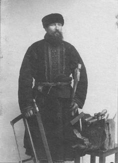 Плотник. Российская империя, 1900-е