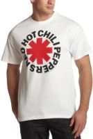 Amazon.com: Bravado Men's Hot Chili Peppers Asterisk T-Shirt: Clothing