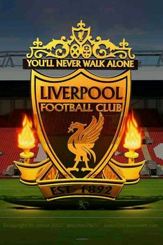 Liverpool is best known for its football club LFC Liverpool Badge, Liverpool Champions, Liverpool Football Club, Liverpool Fc Wallpaper, Liverpool Wallpapers, Juergen Klopp, This Is Anfield, Epic Pictures, Best Football Team