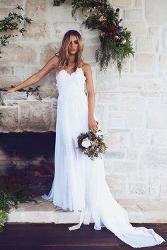 Inspire-se nos vestidos de noiva mais lindos do Pinterest.