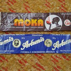 Cukrovinky za socialismu - ExtraStory Pop Tarts, Packaging, Candy, Memories, Eastern Europe, Store, Kitchen, Design, Historia