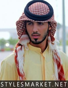 Dashing Arabic Men Wear-Casual