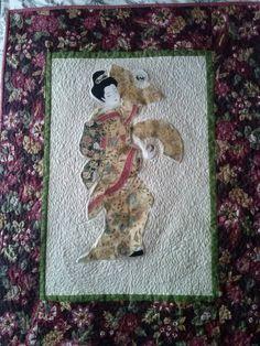 Geisha patchwork