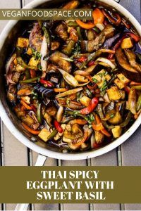 A deliciously different way to prepare eggplant!