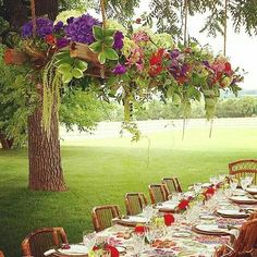 Outdoor Bridal ceremony
