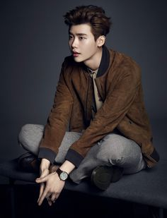 ❤❤ 이종석 Lee Jong Suk || one beautiful face ♡♡ Esquire Magazine April Issue '15