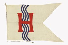 nautical flag    Harrisons (Clyde) Ltd - National Maritime Museum
