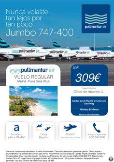 Salidas a Punta Cana_Solo ida_Febrero & Marzo_Desde 259€+tax ultimo minuto - http://zocotours.com/salidas-a-punta-cana_solo-ida_febrero-marzo_desde-259etax-ultimo-minuto/