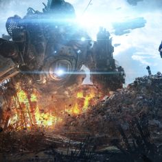 Titanfall Game 2014 Wallpaper