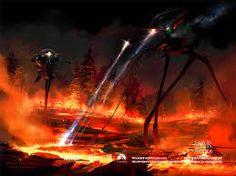 Resultado de imagen para naves de la guerra de los mundos
