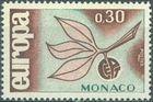 Monaco - Europa / CEPT 1965