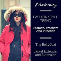 #Maternity #Style Trend- #Fashion, Freedom and Function @BellyCoat #spon