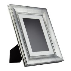 Verandah Table-top 8.5x11 Vintage Brushed Silver Standing Picture Frame with Mat * You can get more details by clicking on the image. (This is an affiliate link and I receive a commission for the sales)