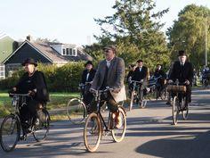 Allemaal op de fiets, Friesland Holland