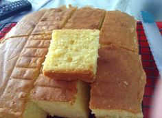 Baking's Corner: Fiona Lau Tionk Tionk Butter cake by Catherine Chi...