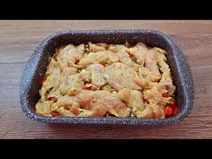 Rețetă de piept de pui la cuptor cu legume care se topesc în gură # 335 - YouTube Oven Chicken, Melt In Your Mouth, Vegetable Recipes, Food Videos, Macaroni And Cheese, Casserole, Keto Recipes, Vegetables, Ethnic Recipes