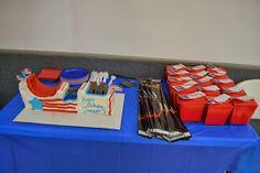 Swearingen Family: American Ninja Warrior Birthday Party