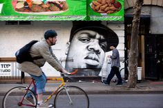 Brooklyn, the Remix: A Hip-Hop Tour   The mean streets of the borough that rappers like the Notorious B.I.G. crowed about are now hipster havens, where cupcakes and organic kale rule.comment icon      By Ben Adler