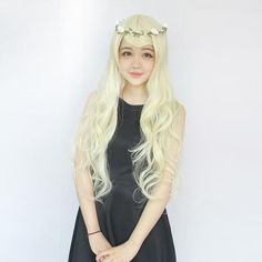 Original Wigs - Ruler Cosplay Sleeping Beauty Costume, Ruler, Wigs, Cosplay, Costumes, The Originals, Dress Up Clothes, Fancy Dress, Lace Front Wigs