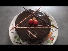"""▶ Comment faire un glaçage appellé """"miroir"""" - Technique de pâtisserie - YouTube"""