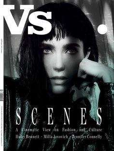 VS magazine Jennifer Connelly Milla Javovich Haley Bennett Alexander Skarsgard
