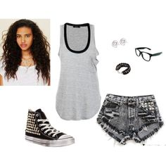 """Teen S.W.A.G."" by J.Washington on Polyvore"