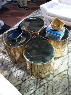 4 Leaf Clover Table by Jonathan Adler