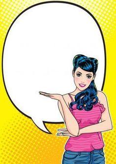 Pop Art Background, Pop Art Women, Pop Art Girl, Art Pop, Pop Art Wallpaper, Comic Styles, Cartoon Images, Comic Art, Art Drawings