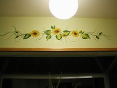 Image detail for -Sunflower decor... - Home Decorating & Design Forum - GardenWeb
