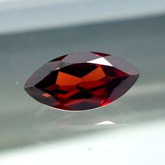 3.5x7 MM AAA Natural Mozambique Red Garnet Marquise Cut Shape Loose Gemstone #Unbranded