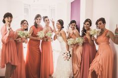 damas de honor / bridesmaid