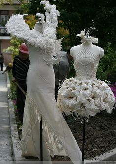 2013 Na Wei · Donghua Cup, the Seventh China Students garment draping contest - the arm of insects - insects arm
