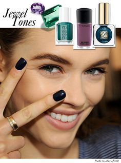 Fall's Hottest Nail Polish Trends