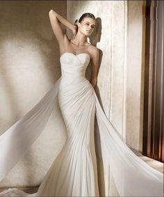 Sweet heart Wedding Dresses