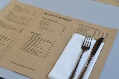 Restaurant  Allen's market  Brasserie Burgers Restaurant américain  33, rue du chateau d'eau