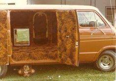 Top Girls In Custom Van Interiors Wallpapers Custom Van Interior, Sweat Lodge, Old School Vans, Dodge Van, Love Machine, Van Morrison, Interior Wallpaper, Custom Vans, Van Life