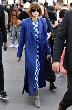 Celebrity Shoes, Celebrity Style, Milan Fashion Weeks, London Fashion, Latest Fashion, Anna Wintour Style, Stockholm Street Style, Paris Street, Jessica Parker
