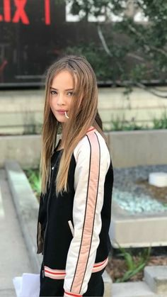 Picture of Kristina Pimenova Teen Models, Young Models, Child Models, Beautiful Little Girls, The Most Beautiful Girl, Preteen Girls Fashion, Girl Fashion, New Girl, Sweet Girls
