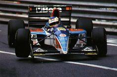 1994 Minardi M193B - Ford (Michele Alboreto)