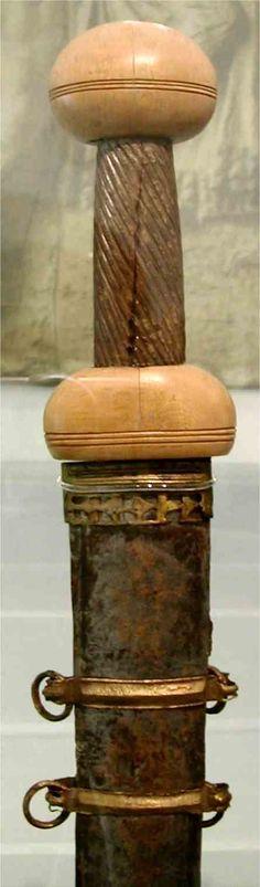 Roman Military Equipment: Weapons - Gladius, Spatha, Pugio, Pilum