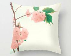 Pillow cover, spring decor, turquoise pillow, mint pillow, aqua pillow,coral pillow,pink pillow,nursery decor,white pillow,french decor