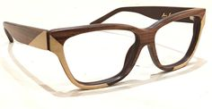 The Marilyn wood glasses with diagonal rosewood and walnut in the center! ❤️