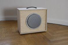 How to Build a Guitar Speaker Cabinet Speaker Box Diy, Guitar Cabinet, Pedalboard, Guitar Pedals, Diy Cabinets, Guitar Amp, Building, Electric Guitars, Music
