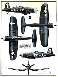 Chance Vought F4U-1 Corsair (47+) Page 02-960