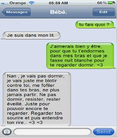 B-after - Just another WordPress site Message Mignon, Couple Message, Parfait, Relationship Texts, Cute Texts, Cute Stories, Text Messages, Couple Goals, Cute Couples