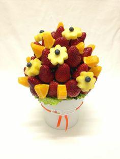 """Ramo """"Lluvia de #frutas"""" qué regala una hija su padre por su cumpleaños   #Ramosconhistoria"""