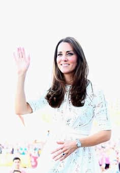 Kate Middleton - The Duke And Duchess Of Cambridge Tour Australia And New Zealand - Day 12