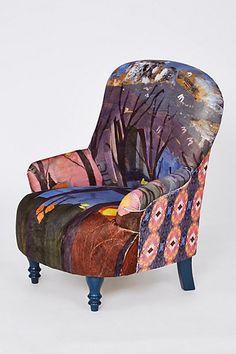 Penny Seume Landscape Chair - anthropologie.eu